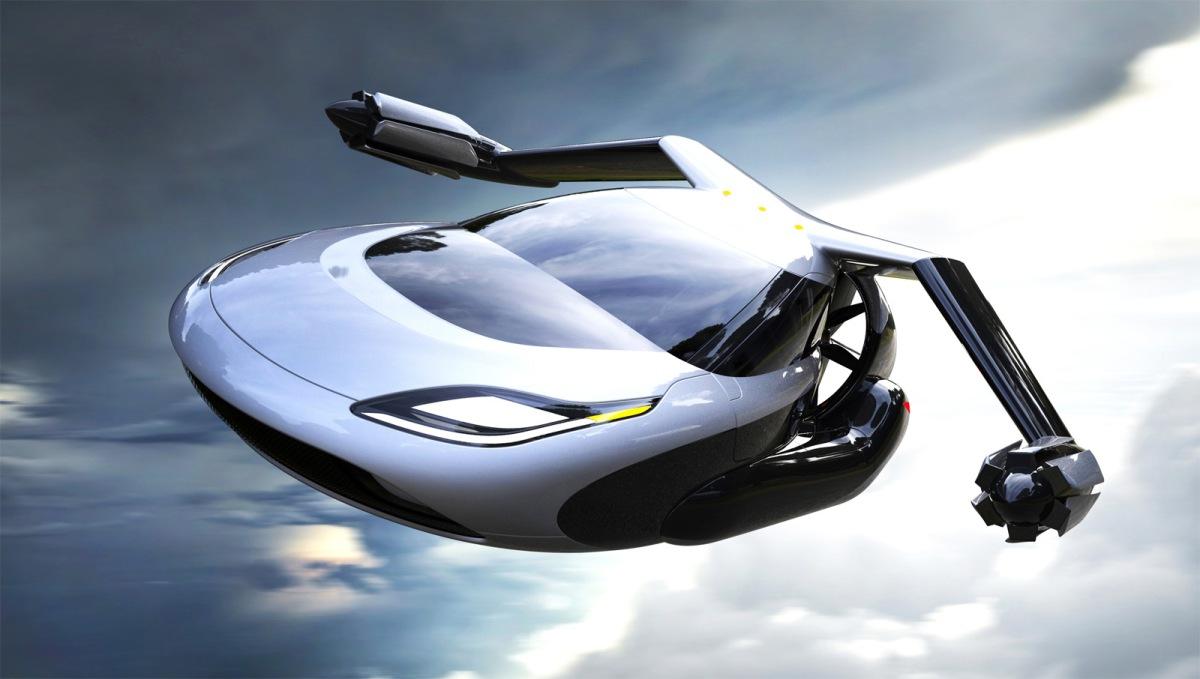 Flying Cars: Not Science Fiction Anymore – Tek22