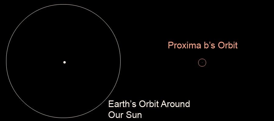 proxima orbit comparison
