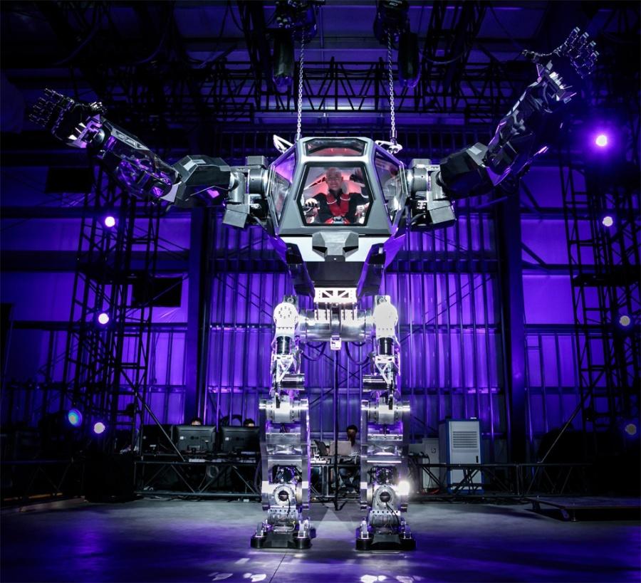 bezos robot