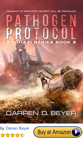 Pathogen Protocol - by Darren Beyer - But it on Amazon